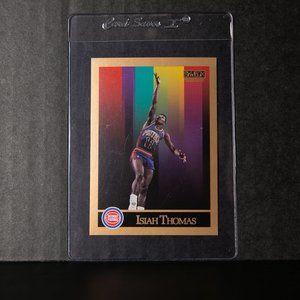 1990 Skybox NBA Isiah Thomas Trading Card